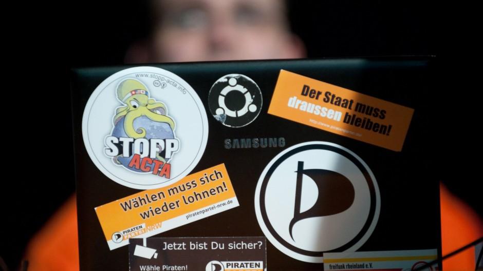 Piraten-Parteitag in NRW