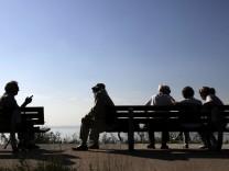 Rentner am Gardasee