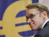 Bundesbank Präsident Jens Weidmann EZB Euro
