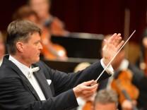 Chefdirigent Christian Thielemann gibt in der Semperoper sein Antrittskonzert