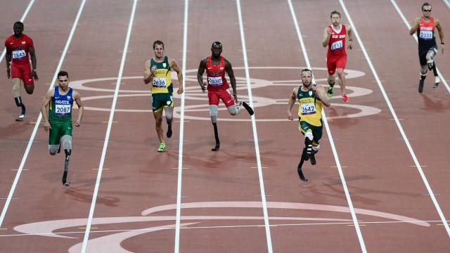 2012 London Paralympics - Day 4 - Athletics
