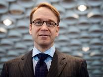 Zeitung: Bundesbank-Chef erwog mehrfach Ruecktritt
