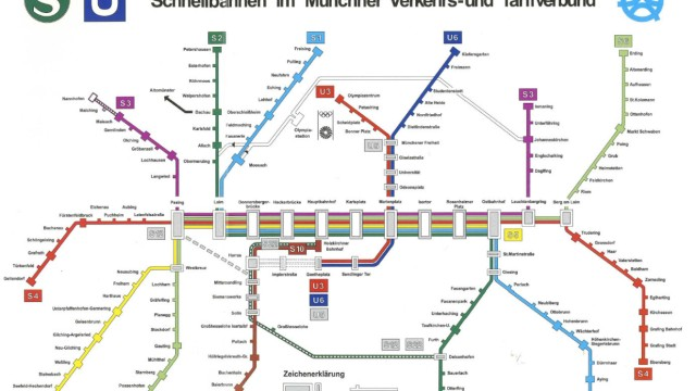 Mvv Karte.Erster Mvv Verbundfahrplan Zum Flughafen Mit Dem Bus München