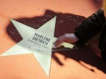 Neue Sterne fuer Berliner 'Boulevard der Stars'