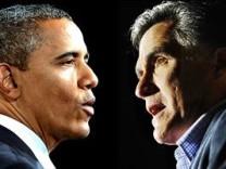 Obama und Romney Quiz