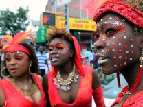 West Indian Day Parade Karneval Brooklyn New York