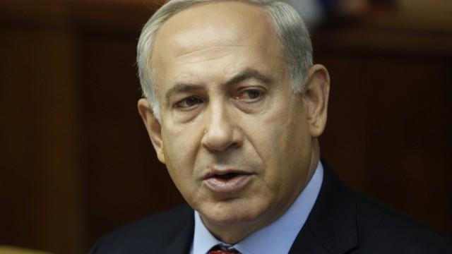 Benjamin Netanjahu Iran-Israel-Konflikt