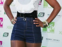 Kelly Rowland Hotpants Jeans