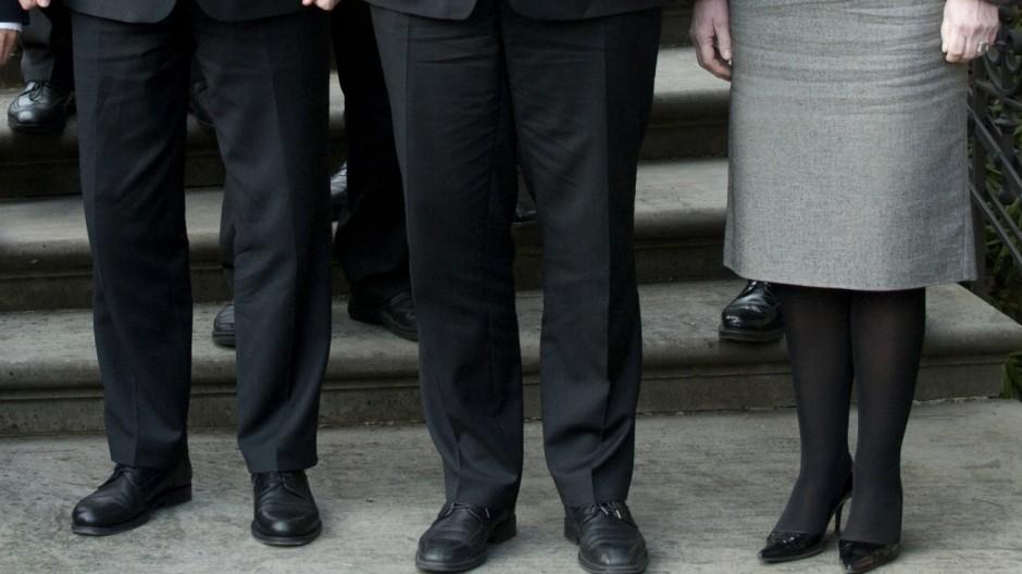 Bundesministerin Schroeder kritisiert Frauenquote fuer Aufsichtsraete