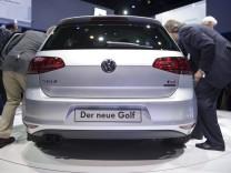 Praesentation VW Golf 7