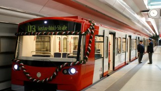 U-Bahn, Nürnberg