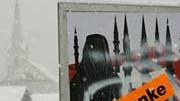 Minarette-Verbot. dpa