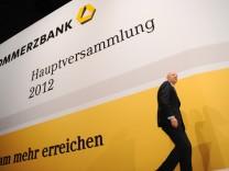 Hauptversammlung Commerzbank AG - Martin Blessing