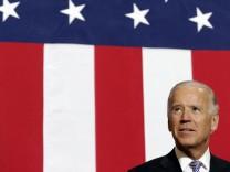 Joe Biden Wahlkampf USA