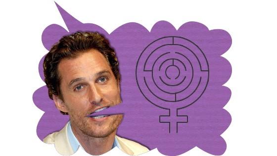 Schmachtwort McConaughey Matthew