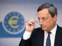 Europäische Zentralbank Euro rettung