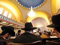 100 Jahre Westend-Synagoge in Frankfurt