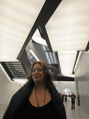 Architektin Zaha Hadid Die Bemerkenswertesten Bauwerke Der Zaha