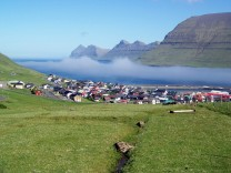 Färöer Inseln Färöer faroes island islands Nordatlantik Dänemark