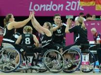 London 2012 Paralympic Games -  Rollstuhlbasketball