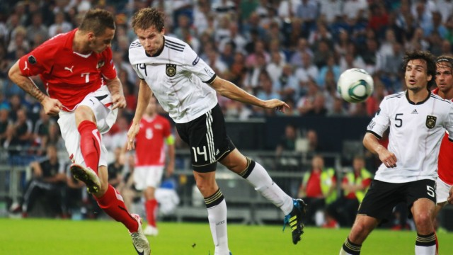 Germany v Austria - EURO 2012 Qualifier