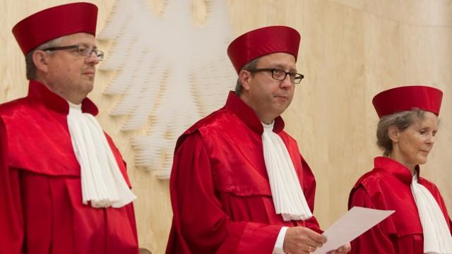 ESM-Prozess: Befangenheitsantrag gegen Karlsruher Verfassungsrichter