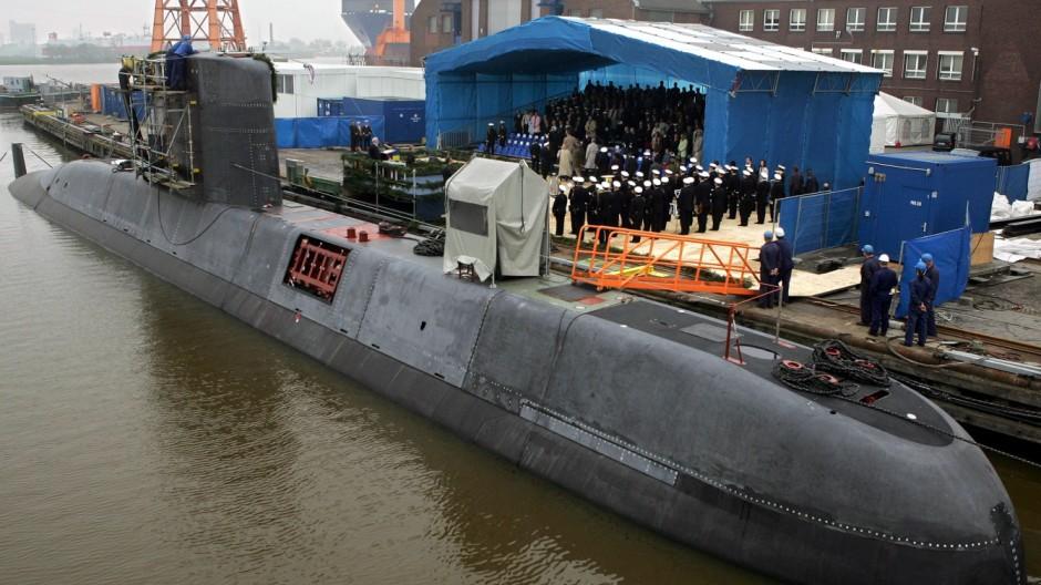 Deutsche U-Boote für Ägypten? - Irritation in Israel