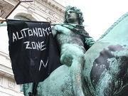 Studentenproteste München Kunstakademie