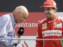 Fernando Alonso, Niki Lauda, Formel 1
