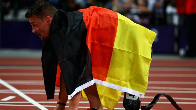 2012 London Paralympics - Day 9 - Athletics