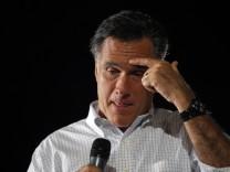 Mitt Romney Obamacare US-Wahlkampf