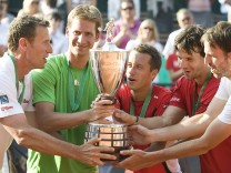 Tennis World Team Cup - Deutschland - Argentinien
