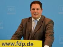 FDP Generalsekretär Döring