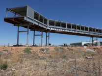 Spanien Krise Immobilienblase Flughafen
