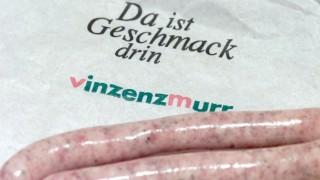 Schweinswuerste enthalten Rindfleisch