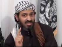 File frame grab of deputy leader of al Qaeda in Yemen, al-Shihri, speaking in a video posted on Islamist websites