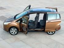 Ford B-MAX, Ford, B-MAX, Van, Opel, VW, Touran