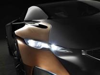 Peugeot Onyx, Peugeot, Onyx, Paris Autosalon, Pariser Autosalon