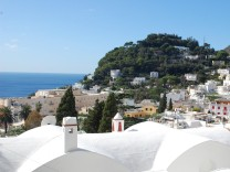Capri Neapel Golf von Neapel Italien
