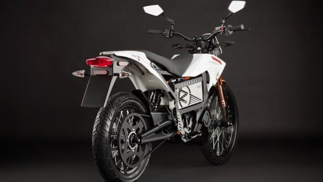 Zero Motorcycles XU, Zero Motorcycles, XU, Elektromotorrad, Elektro-Roller