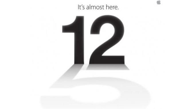 iPhone Einladung breit
