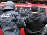 Leipzig Rechtsextremismus; dpa