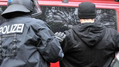 Neonazi Gewalt im Leipziger Fußball