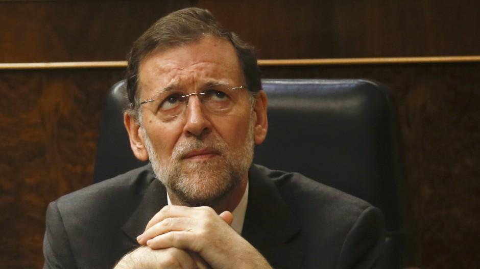 Spanien Krise