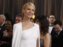 File photo of actress Gwyneth Paltrow ar at the 84th Academy Awards in Hollywood