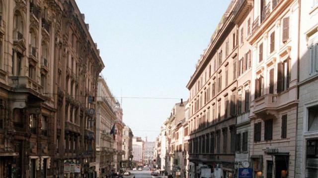 Rom Italien Hauptstadt Touristen