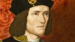 File photo shows a painting of King Richard III by an unknown artist from the 16th Century at the National Portrait Gallery in London