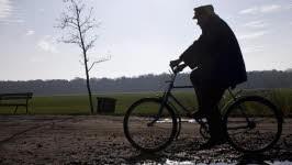 Radfahrer; ddp
