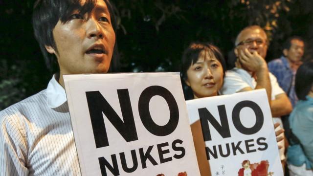 Japan beschließt Atomausstieg bis 2040