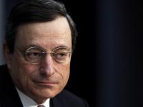 Draghi wirbt um Vertrauen